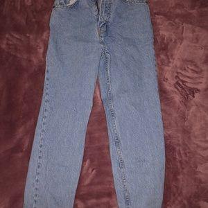 Light Blue Zara Mom Jeans!